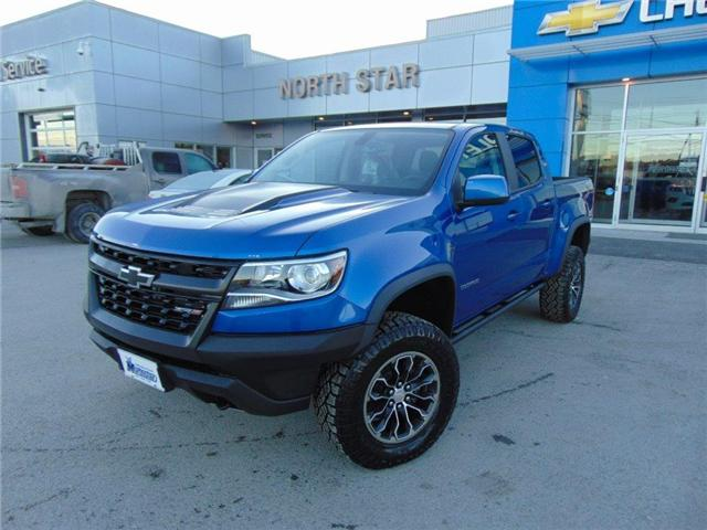 2018 Chevrolet Colorado ZR2 (Stk: 1296394) in Cranbrook - Image 1 of 19