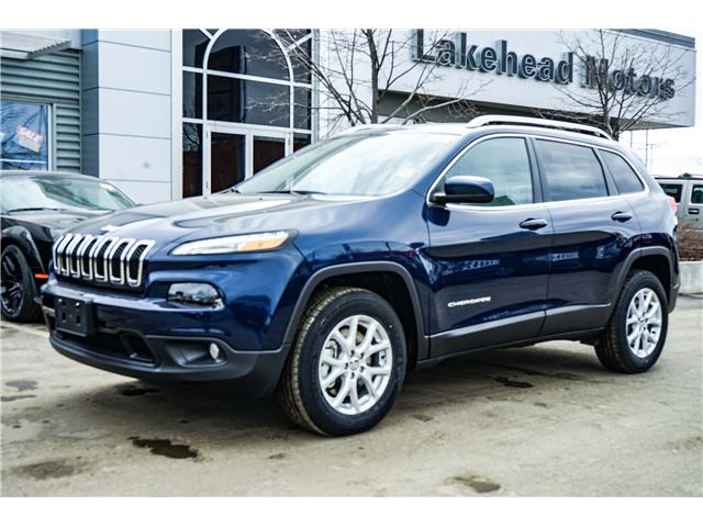2018 Jeep Cherokee Sport (Stk: 181018) in Thunder Bay - Image 1 of 9