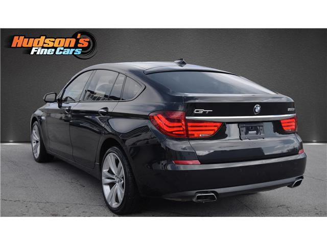 2010 BMW 550 Gran Turismo i NAVIGATION, CAM, ACCIDENT FREE