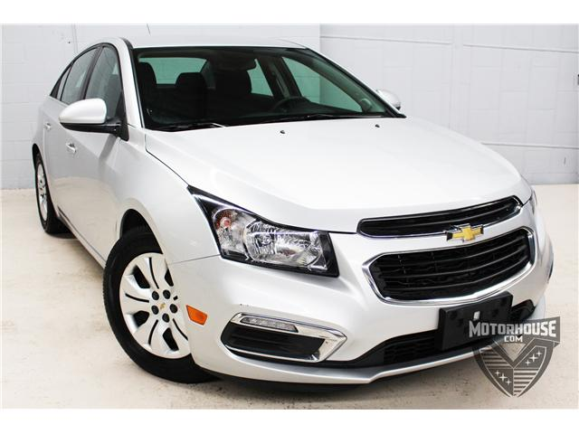 2016 Chevrolet Cruze Limited 1LT (Stk: 1687) in Carleton Place - Image 1 of 33