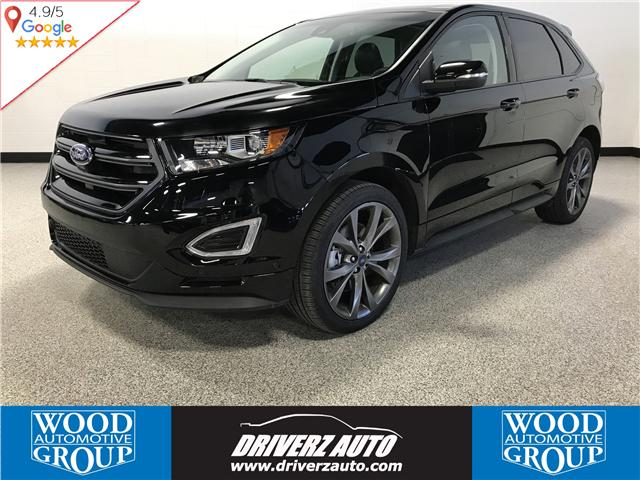 2017 Ford Edge Sport (Stk: P11455) in Calgary - Image 1 of 12