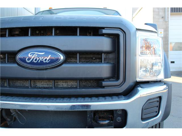 2013 Ford F-550 Chassis XL (Stk: CTDR1580 18FT) in Mississauga - Image 4 of 16