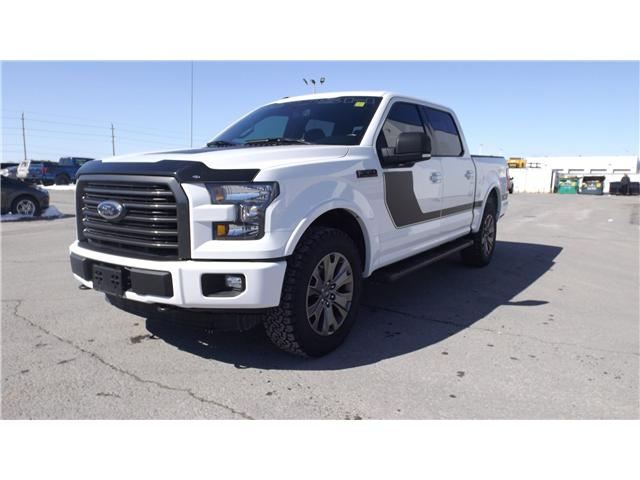 2016 Ford F-150 XLT (Stk: 18-1421) in Kanata - Image 1 of 17