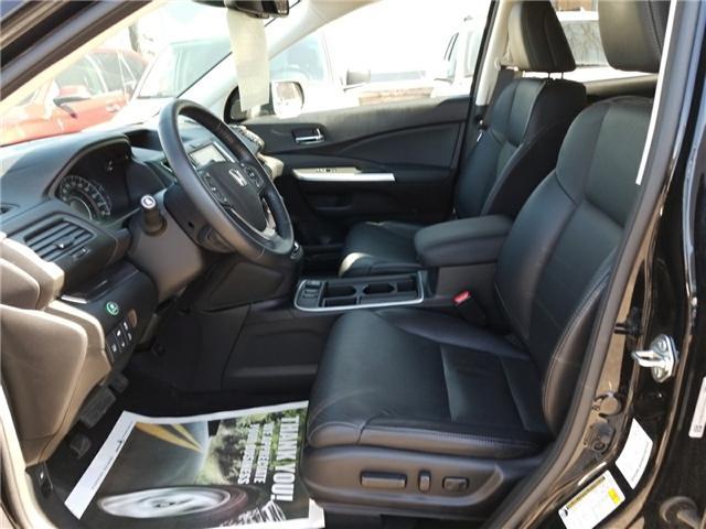 2015 Honda CR-V Touring (Stk: 806672) in Cambridge - Image 12 of 26