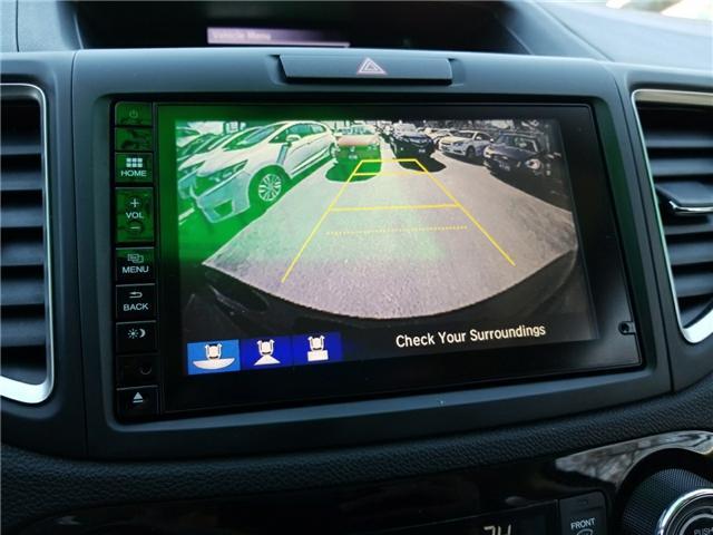 2015 Honda CR-V Touring (Stk: 806672) in Cambridge - Image 19 of 26