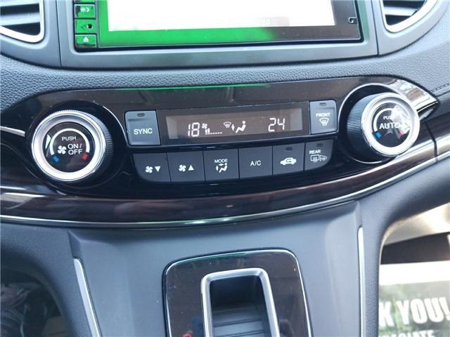 2015 Honda CR-V Touring (Stk: 806672) in Cambridge - Image 20 of 26
