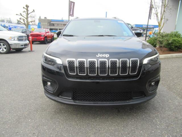 2019 Jeep Cherokee North (Stk: K119401) in Surrey - Image 2 of 13