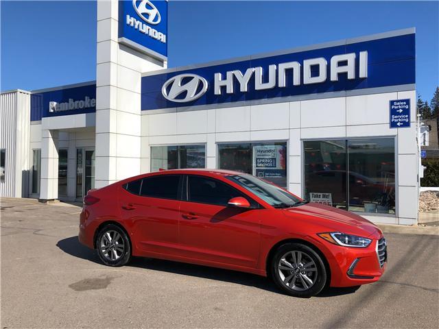 2017 Hyundai Elantra GL (Stk: 18112-1) in Pembroke - Image 1 of 1