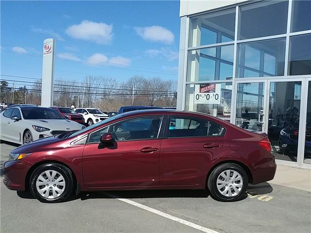 2012 Honda Civic LX (Stk: 18109A) in New Minas - Image 2 of 18