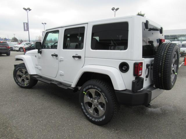 2018 Jeep Wrangler JK Unlimited Sahara (Stk: J864085) in Surrey - Image 5 of 12