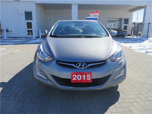 2015 Hyundai Elantra Sport Appearance (Stk: SS3006) in Ottawa - Image 2 of 11