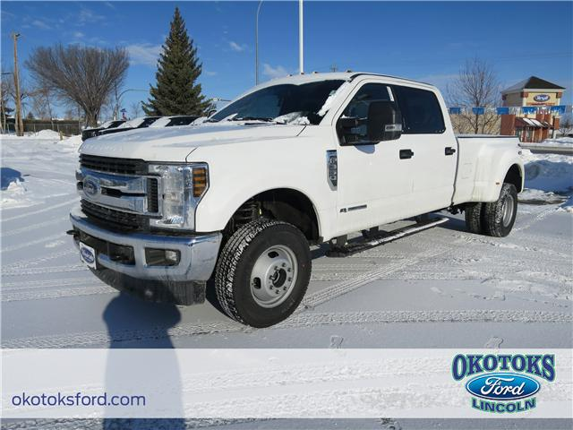 2018 Ford F-350 XLT (Stk: J-845) in Okotoks - Image 1 of 5