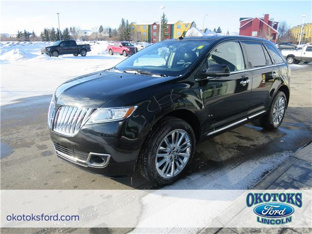 2013 Lincoln MKX Base (Stk: JK-1007A) in Okotoks - Image 1 of 23