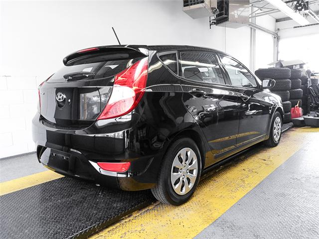 2017 Hyundai Accent  (Stk: 9-5829-0) in Burnaby - Image 2 of 24