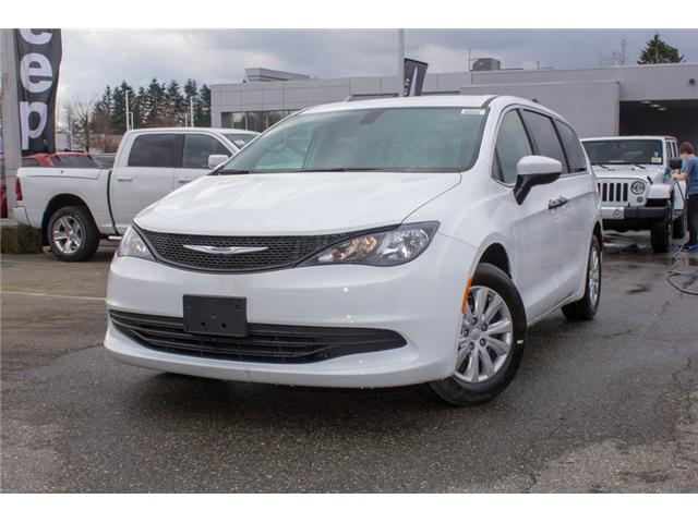 2018 Chrysler Pacifica L (Stk: J105029) in Abbotsford - Image 3 of 30