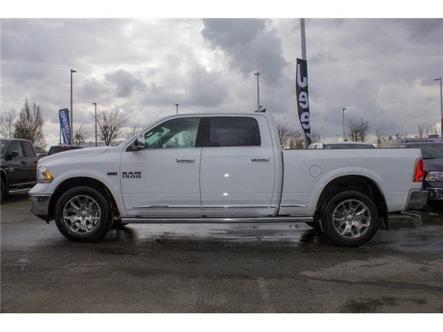 2018 RAM 1500 Longhorn (Stk: J230416) in Abbotsford - Image 4 of 28