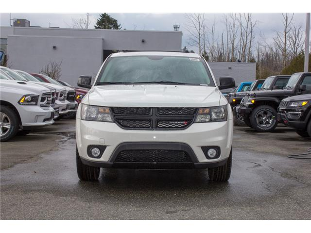 2018 Dodge Journey SXT (Stk: J275258) in Abbotsford - Image 2 of 27