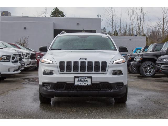 2018 Jeep Cherokee Sport (Stk: J525024) in Abbotsford - Image 2 of 30