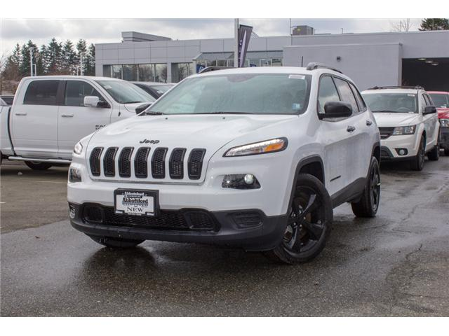 2018 Jeep Cherokee Sport (Stk: J525024) in Abbotsford - Image 3 of 30