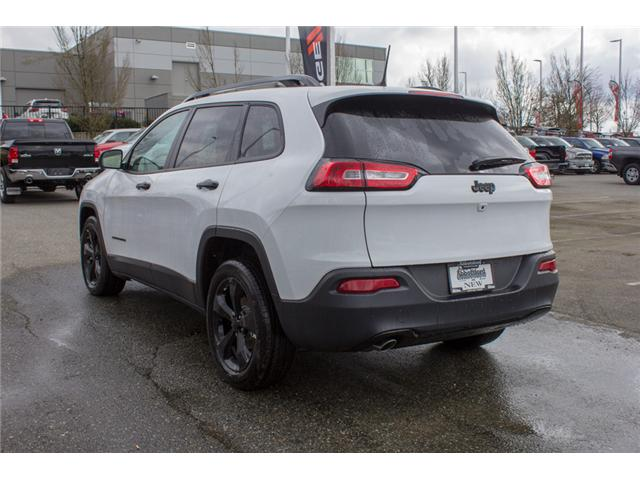 2018 Jeep Cherokee Sport (Stk: J525024) in Abbotsford - Image 5 of 30