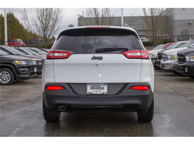 2018 Jeep Cherokee Sport (Stk: J525024) in Abbotsford - Image 6 of 30