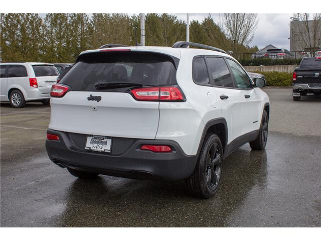 2018 Jeep Cherokee Sport (Stk: J525024) in Abbotsford - Image 7 of 30