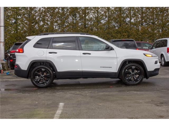 2018 Jeep Cherokee Sport (Stk: J525024) in Abbotsford - Image 8 of 30