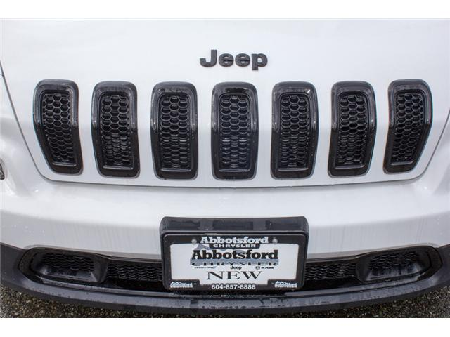 2018 Jeep Cherokee Sport (Stk: J525024) in Abbotsford - Image 10 of 30