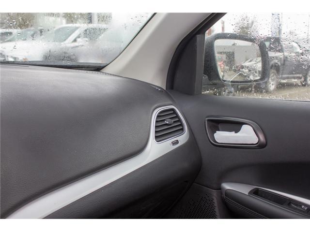 2018 Dodge Journey SXT (Stk: J275258) in Abbotsford - Image 25 of 27