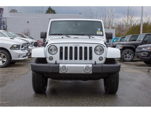 2018 Jeep Wrangler JK Unlimited Sahara (Stk: J863973) in Abbotsford - Image 2 of 28