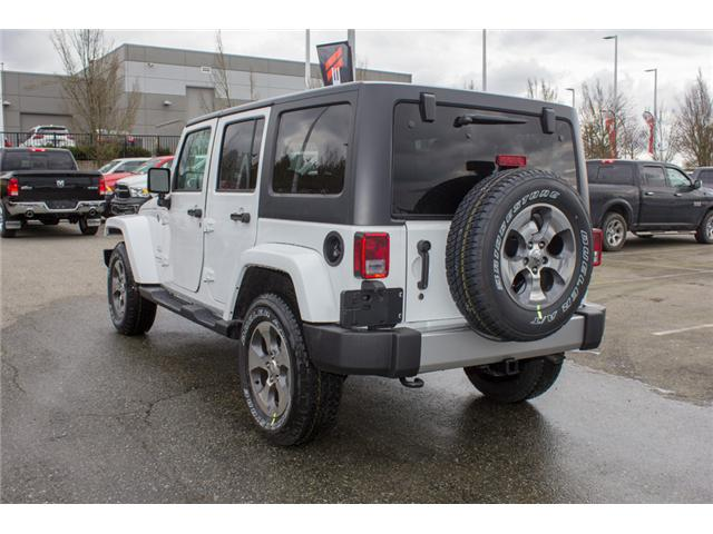 2018 Jeep Wrangler JK Unlimited Sahara (Stk: J863973) in Abbotsford - Image 5 of 28