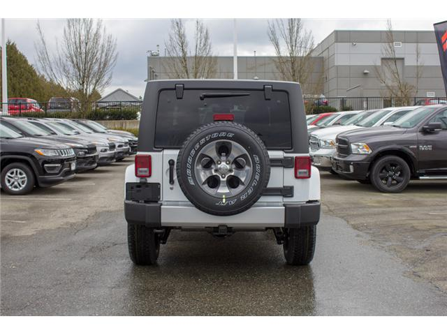 2018 Jeep Wrangler JK Unlimited Sahara (Stk: J863973) in Abbotsford - Image 6 of 28
