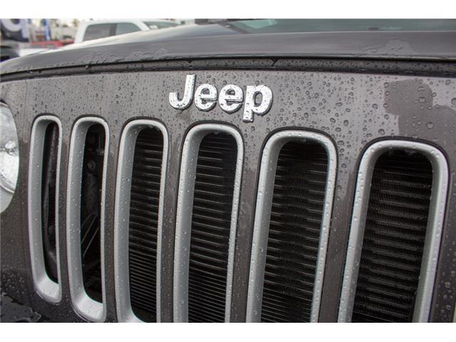 2018 Jeep Wrangler JK Unlimited Sahara (Stk: J863975) in Abbotsford - Image 9 of 30