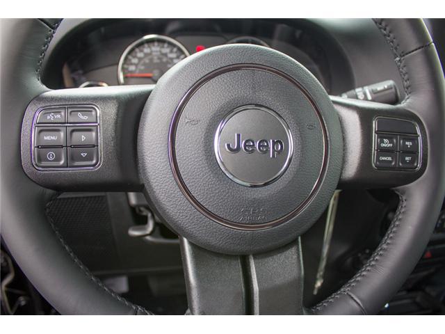2018 Jeep Wrangler JK Unlimited Sahara (Stk: J863975) in Abbotsford - Image 23 of 30