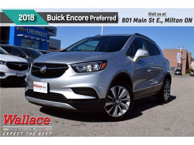2018 Buick Encore Preferred (Stk: 563794) in Milton - Image 1 of 8