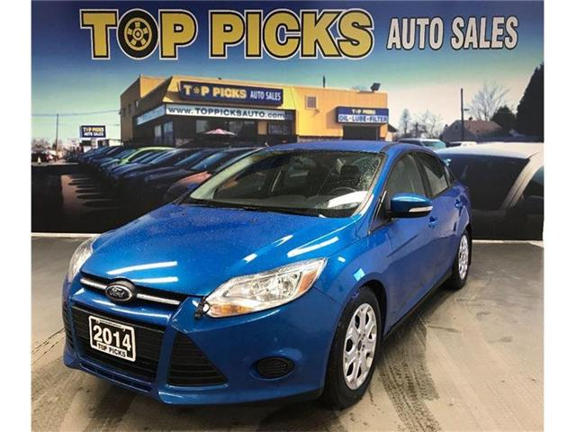 2014 Ford Focus SE (Stk: 365377) in NORTH BAY - Image 1 of 16