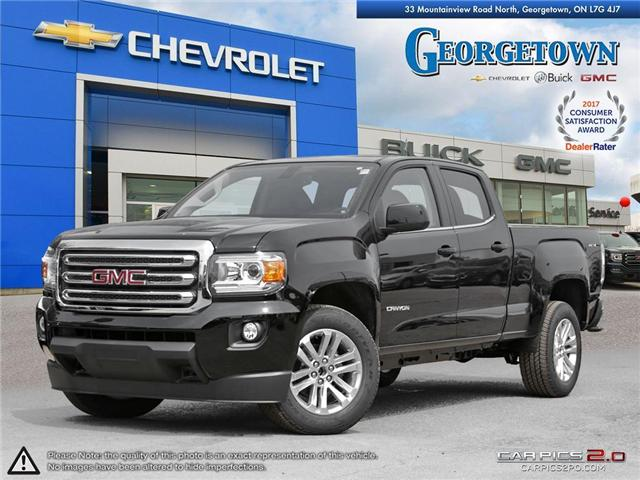2018 gmc canyon sle sle crew cab 4x4 for sale in georgetown rh georgetownchev com