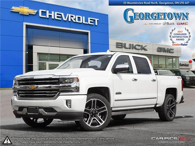 2018 chevrolet silverado 1500 high country high country. Black Bedroom Furniture Sets. Home Design Ideas