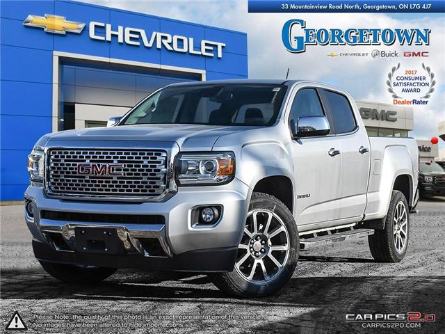 2018 GMC Canyon Denali (Stk: 26371) in Georgetown - Image 1 of 27