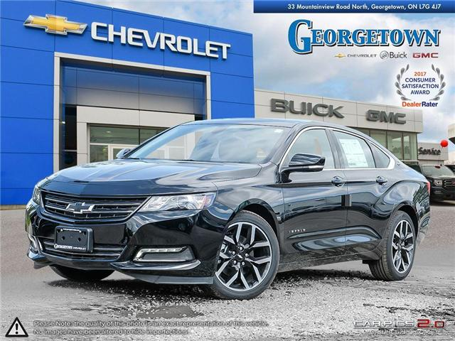 2018 Chevrolet Impala 1LT (Stk: 25291) in Georgetown - Image 1 of 29