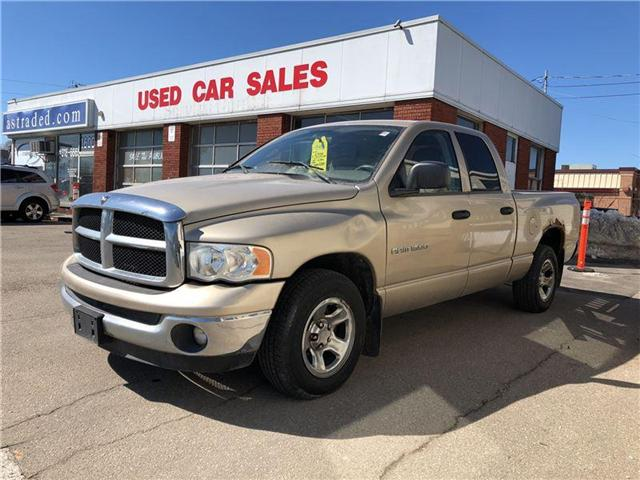 2004 Dodge Ram 1500 SLT (Stk: 18-7037A) in Hamilton - Image 1 of 16