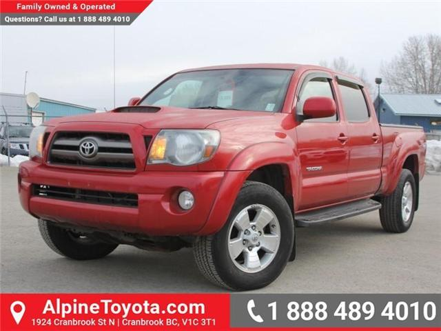 2009 Toyota Tacoma V6 (Stk: X115811A) in Cranbrook - Image 1 of 16