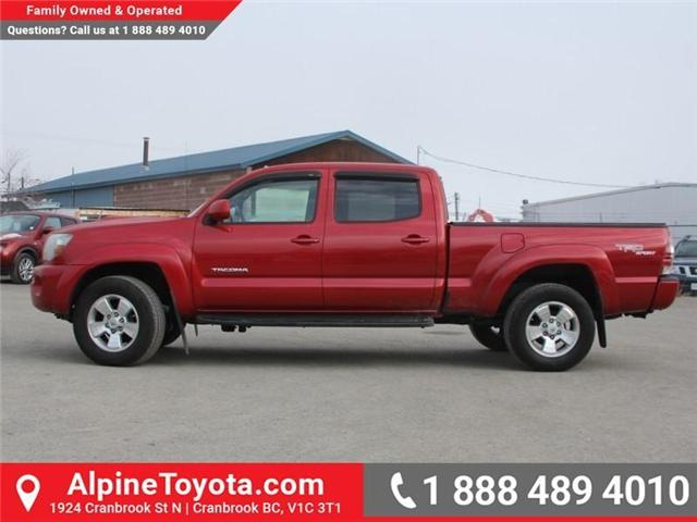 2009 Toyota Tacoma V6 (Stk: X115811A) in Cranbrook - Image 2 of 16