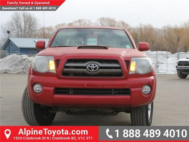 2009 Toyota Tacoma V6 (Stk: X115811A) in Cranbrook - Image 8 of 16