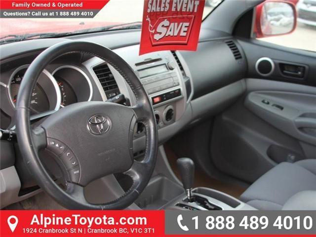 2009 Toyota Tacoma V6 (Stk: X115811A) in Cranbrook - Image 9 of 16