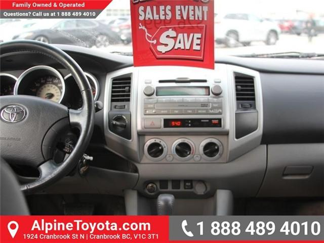 2009 Toyota Tacoma V6 (Stk: X115811A) in Cranbrook - Image 10 of 16