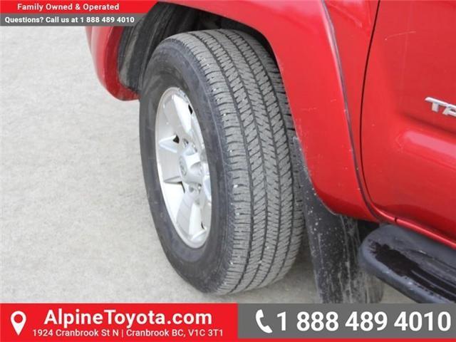 2009 Toyota Tacoma V6 (Stk: X115811A) in Cranbrook - Image 16 of 16