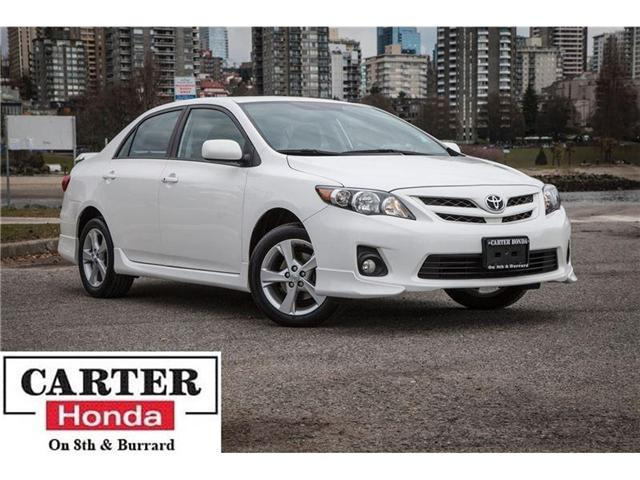 2013 Toyota Corolla  (Stk: 2J34101) in Vancouver - Image 1 of 27