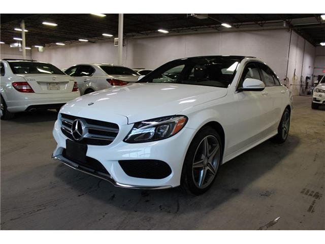 2015 Mercedes-Benz C-Class Base (Stk: 045201) in Vaughan - Image 3 of 30