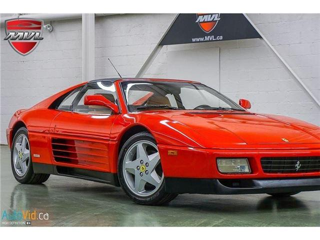 1990 Ferrari 348 TS - (Stk: Ferrari348TS) in Oakville - Image 1 of 42